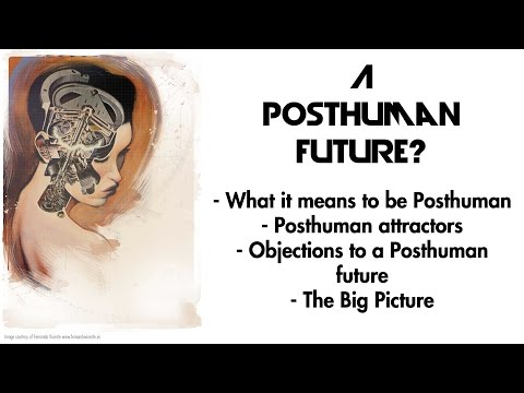 Will we become posthuman?