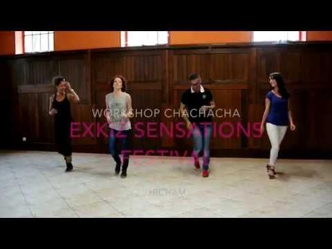 Workshop Chachacha - EXKIZ Sensation Festival 15
