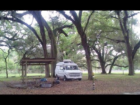 Free Camping Green Swamp Dade City Florida