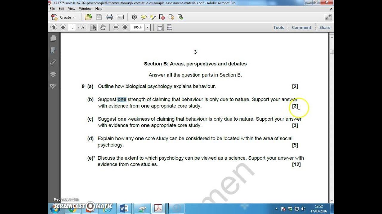 social psychology exam 3