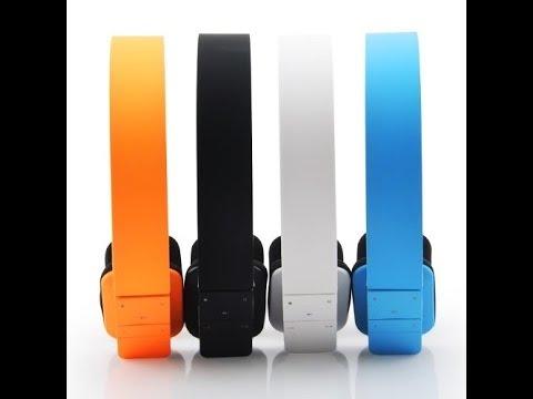 Fone MP3 BOAS - FM - SD - Gravador de áudio - bateria interana - TIOCHICOSHOP