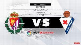 R Valladolid CF vs SD Eibar | Temp 18/19 Jor 12 | Suso2286lp Gamer