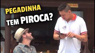 PEGADINHA - ME DÁ UMA PORÇÃO DE PIROCA? thumbnail