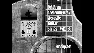 Instrumental Acoustic Guitar Study Music Playlist VOL 2 - Antiqcool - Ghostlymuso