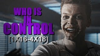 Скачать Jerome Valeska WHO IS IN CONTROL 1x16 4x18