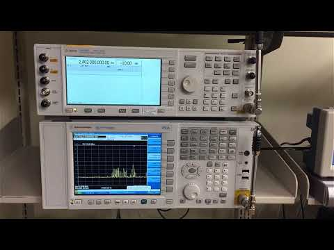 Verifying 802.11ax Wireless Signals Over The Air Using MATLAB And Test And Measurement Equipment