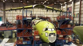 Boeing Pieces Together the Last C-17 on the Line