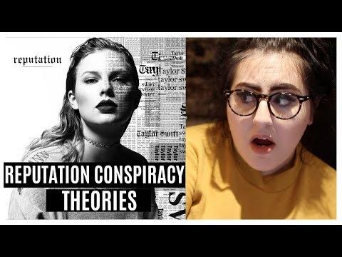 TAYLOR SWIFT REPUTATION CONSPIRACY THEORIES & ALBUM REACTION