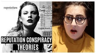 TAYLOR SWIFT REPUTATION CONSPIRACY THEORIES & ALBUM REACTION