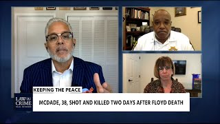 Keeping The Peace: Vince Velazquez Examines Tony Mcdade's Death.  Plus Floyd Co-worker Speaks Out