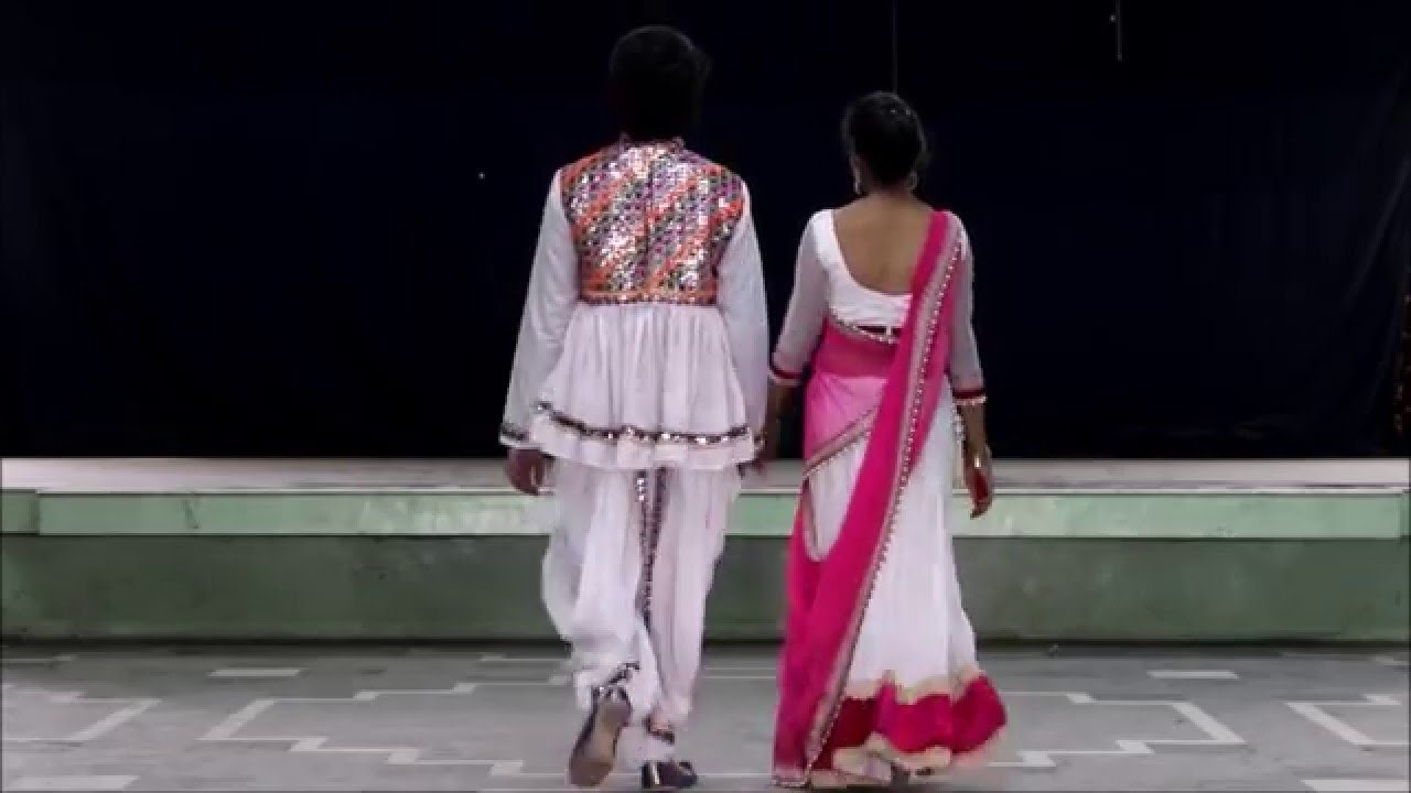 Bollywood Themed College Fashion Show