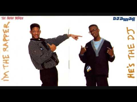 Hip Hop Dancer's Theme - DJ Jazzy Jeff & The Fresh Prince - слушать онлайн