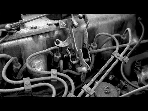волга-дизельный монстр - YouTube