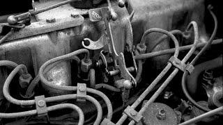 УазТех: ГАЗель, замена двигателя Mercedes om616, 2.4л. на om617, 3л.