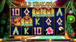 Wild krakatoa BONUS!! Nice win!