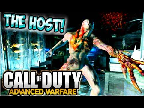 Call of duty advanced warfare exo zombies huge mutant host boss round