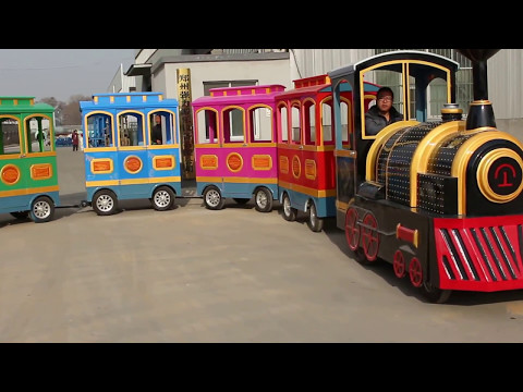 Purchase Kiddie Trackless Trains for Sale