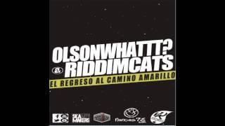 OlsonWhattt? & RiddimCats .- Miss Ska-culation (Roland Alphonso)