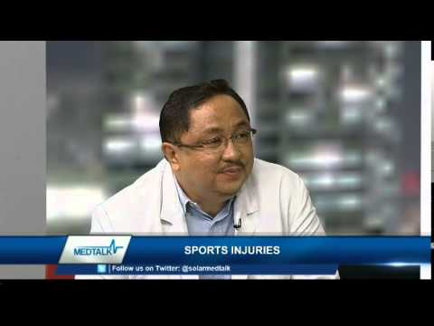 MedTalk Episode 86: Sports Injuries