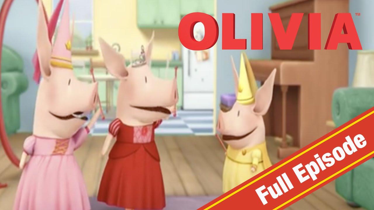 Olivia the Pig:ブタのオリビア