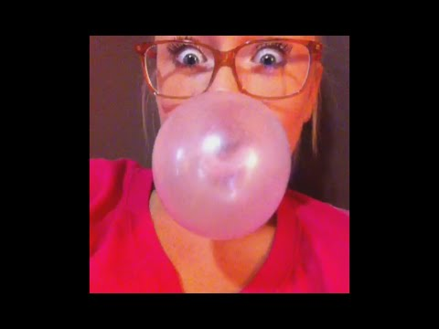 Blowing Bubble Gum Bubbles #301