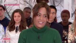 Amel Bent, trop belle pour toi - Clique Dimanche - CANAL+
