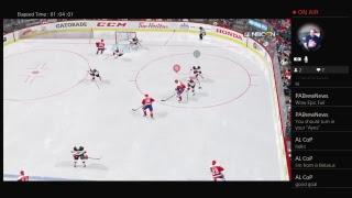 Drunken Gaming - NHL 2018 vs Rod J the rematch