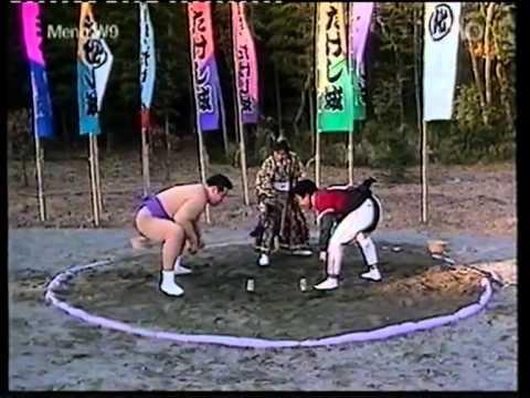 Menu W9  Takeshi's Castle  Episode 1
