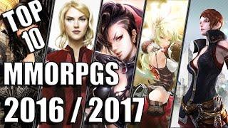 Top 10 MMORPGS 2016 / 2017 - Die besten MMORPGs des Jahres