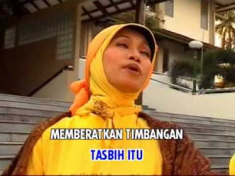 Mona Hakim - Bertasbihlah [Official Music Video]