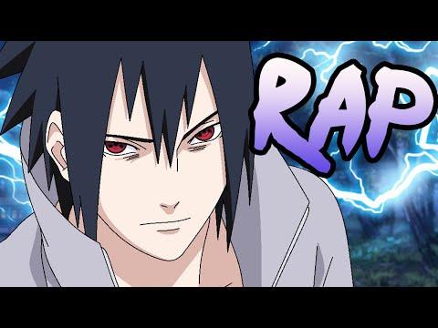 SASUKE RAP   RUSTAGE [Naruto Rap]