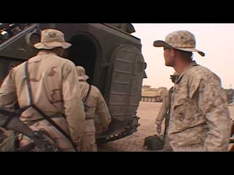 3/7 Marines: Pre-invasion NCO Briefing - 7 March 2003 - EP01