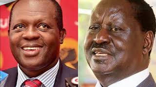 Why new Raila, Tuju bromance is causing sleepless nights to politicians | Kenya news today