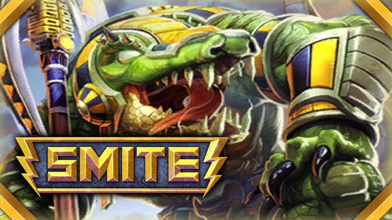 Sobek - Smite wallpaper - Game wallpapers - #22414