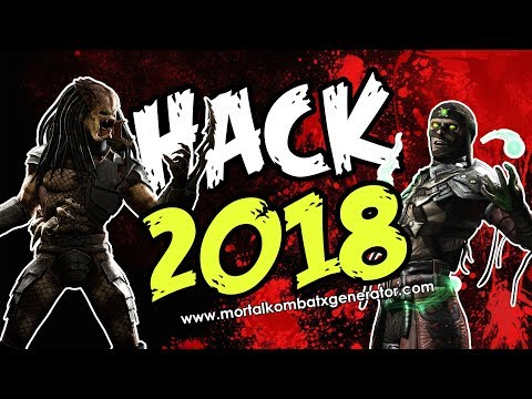 Mortal Kombat X Hack - Mortal Kombat X Koins, Points and Souls Hack Cheats 2017