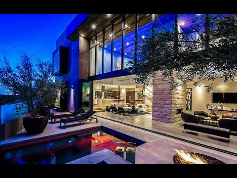 1401 Queens Way | West Hollywood | CA 90069 | (4K)