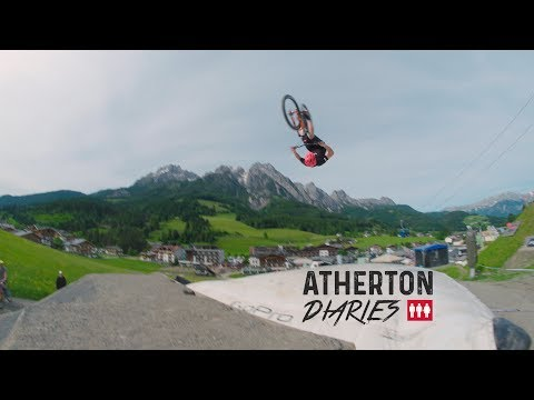 Atherton Diaries Ep6: Dan gets Rad in the Dyfi, Gee & Rach Rehab and Kade's 1st World Cup podium.