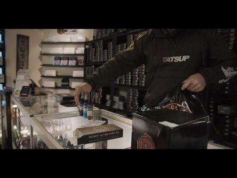 Tatsup Tattoo Supplies - Warehouse Tour Ft. Printsup and Empire Melbourne