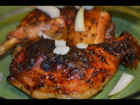 Recette de cuisine alloco poulet grille how to make for Cuisine africaine