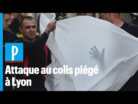 Explosion à Lyon : plusieurs blessés par un colis piégé