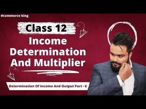 Class 12 macroeconomics(Income determination and equilibrium) economics on your tips video 65