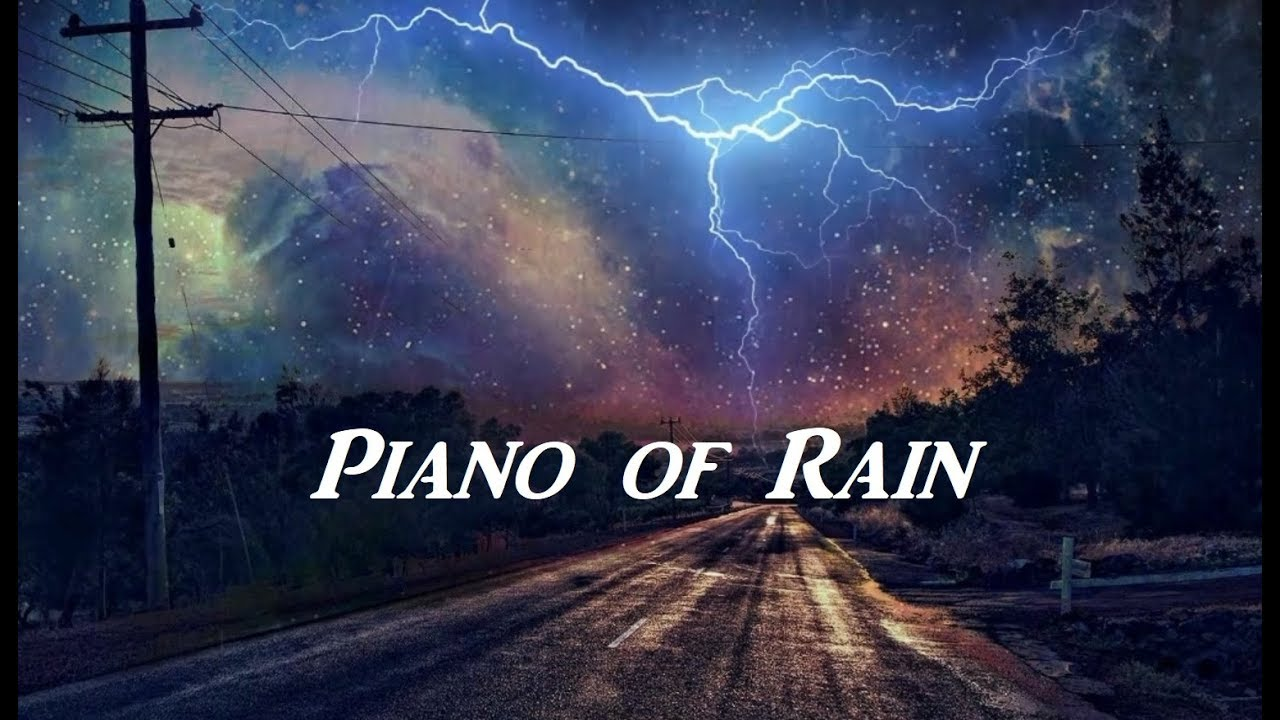 musique relaxation orage