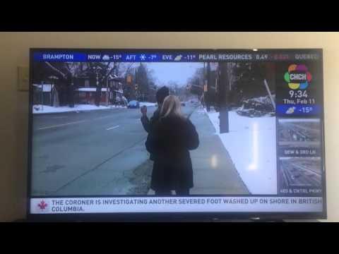 """""""Drug Related"""" CHCH News Hamilton Feb 11 2016"""