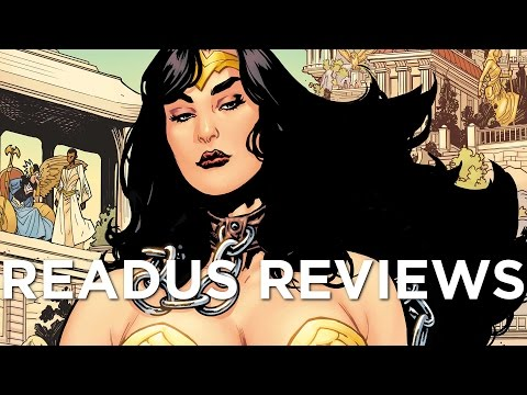 Wonder Woman: Earth One - Vol. 1 Review | READUS 101