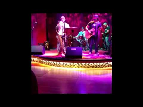 Singing Hotel California Live Band Karaoke with Emily's Toybox at Sands Casino