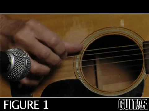 Lindsey Buckingham - Big Love - Accoustic guitar lesson - 2nd try!