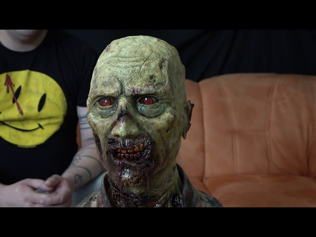 Relic Hunter Team - Madness proFX Zombie Bust