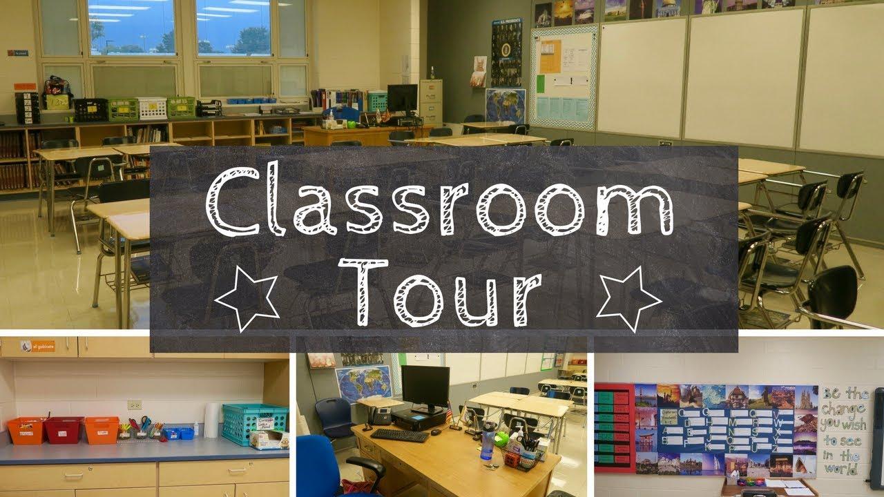 classroom tour 20172018 middle school social studies
