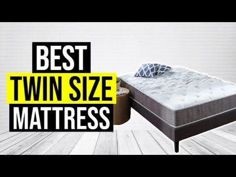 BEST TWIN SIZE MATTRESS 2020 - Top 5