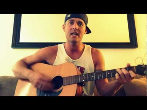 Lee Brice- Hard to Love (Cover by Brett Young)